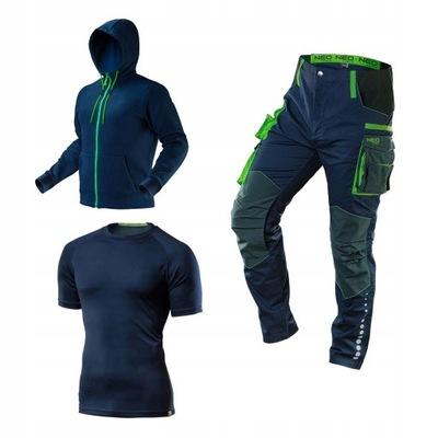 Komplet męskiej odzieży roboczej BHP, roz.M, NEO