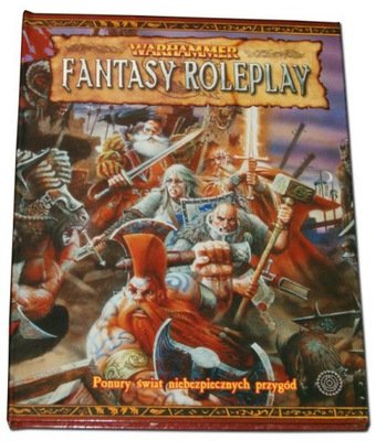 Warhammer FRP 2ed - Księga Zasad