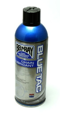 Смазка для цепи BEL RAY BLUE TAC бесцветный 400 мл