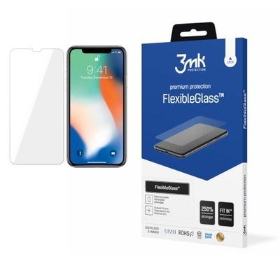 3MK FLEXIBLE GLASS do IPHONE XS / X / 11 PRO