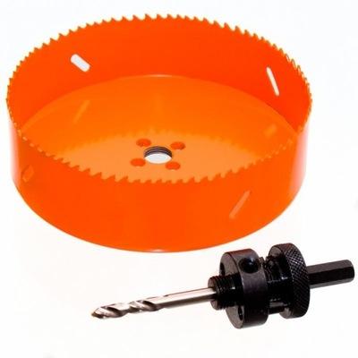 Nastavte, pílku na železo bi-metal ložisko 105 mm + adaptér