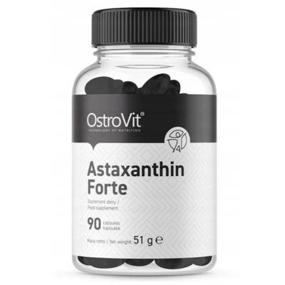 OSTROVIT ASTAXANTHIN 90k ASTAKSANTYNA ANTYOKSYDANT