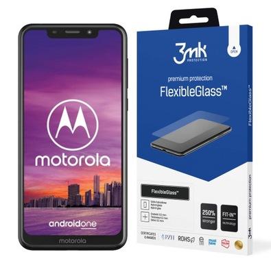 3MK Szkło FlexibleGlass do Motorola One