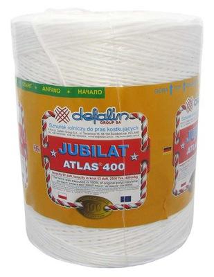 Sznurek rolniczy 1600 m Defalin Atlas TEX 2500