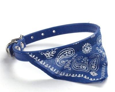 воротник БАНДАНА платок для собаки кошки 23 -28 см S