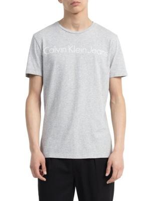 T-SHIRT CALVIN KLEIN JEANS ROZ XL MĘSKI SLIM FIT