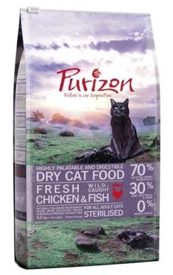 PURIZON ADULT STERILISED Kurczak + Ryba 2,5 kg