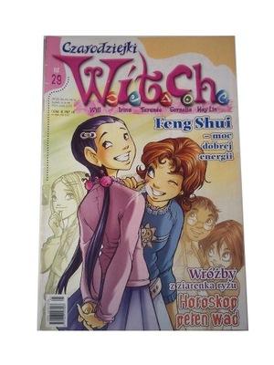 W.I.T.C.H. CZARODZIEJKI nr 28 2004 r.