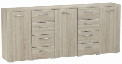 КОМОД 2 +1D4S / 200см / - коллекция мебели-4K