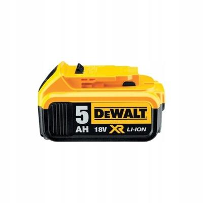 DeWalt DCB184 Akumulator bateria 18V 5Ah ORYGINAŁ