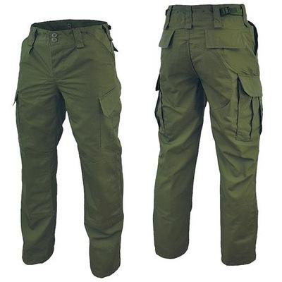 Spodnie wojskowe WZ10 Rip-stop Texar Olive L