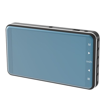 Durable High Definition Dual Lens Dashcam 1080p We