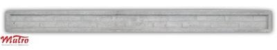 Podmurówka betonowa wzór 20x252cm bez łącznika
