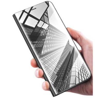 Etui CLEAR VIEW KOLOR do Samsung J5 2017 + SZKŁO