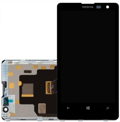 Wyswietlacz Lcd Nokia Lumia 735 Rm 1038 Ramka 7377431996 Oficjalne Archiwum Allegro