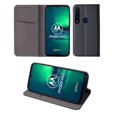 ETUI do Motorola Moto G8 Plus G8+ POKROWIEC +Szkło