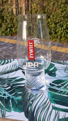 кружка стакан Живец МПА Ноль ,4 L стекло