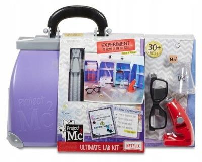 Project MC2 Laboratorium w Torbie Ultimate Lab Kit
