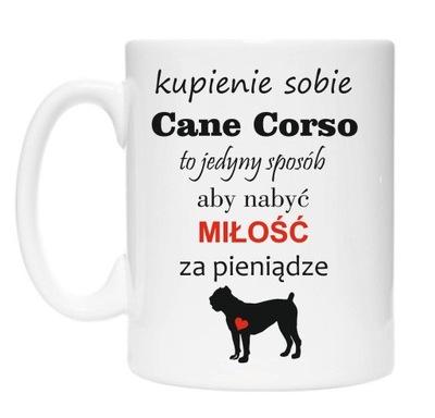 Cane Corso kubek