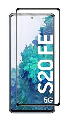 Szkło Hartowane 5D do Samsung Galaxy S20 FE 5G