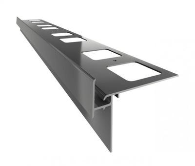 Профиль карниз K35 Renoplast на террасы и балконы