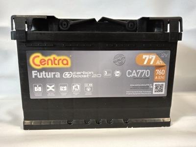 BATERÍA CENTRA FUTURA CA770 77AH 760A