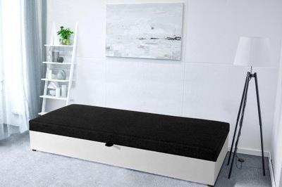Łóżko tapicerowane Tapczan młodzieżowy Iwo 90