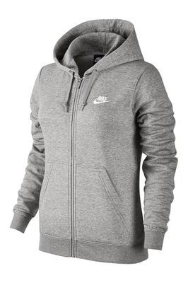 Bluza Nike W Nsw Modern Cape 804577 010 r S KURIER