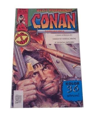 CONAN BARBARZYŃCA 3/93