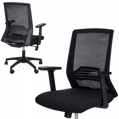 Fotel obrotowy Ergo siatka Szkolny do biurka TILT