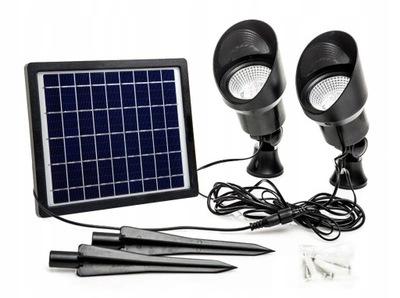 Lampa Solarna Dwa Sposoby Montażu ARANŻACJE Ogród