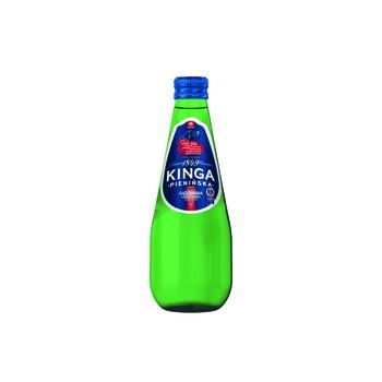 Woda Mineralna Kinga Pienińska 330ml gazowana