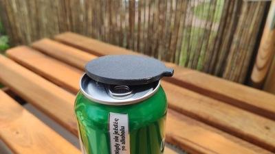 Pokrywka, przykrywka na puszkę od piwa lub napoju