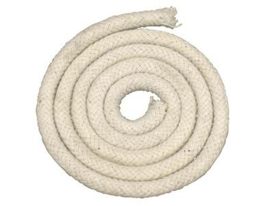 8 mm Knot sznurek sznur do pochodni lamp świec 1m