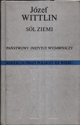 Sól Ziemi - Józef Wittlin