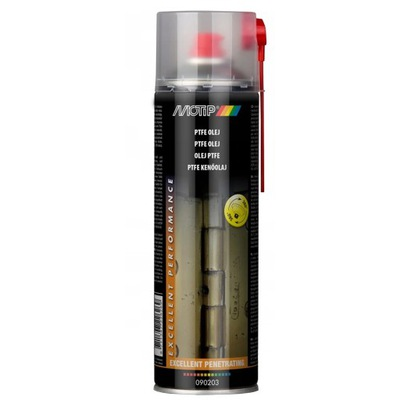 MOTIP Olej PTFE 500ml - Teflon w sprayu