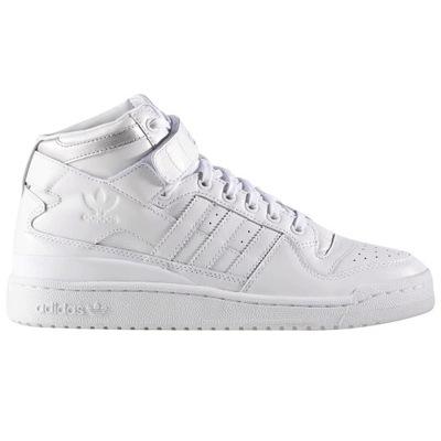 Buty Adidas Meskie Forum Lo Aq1261 Biale Skora 7529145324 Oficjalne Archiwum Allegro