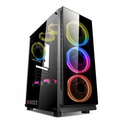 RGB DO GIER Core i7 RTX 2060 32GB SSD 480 +2TB W10