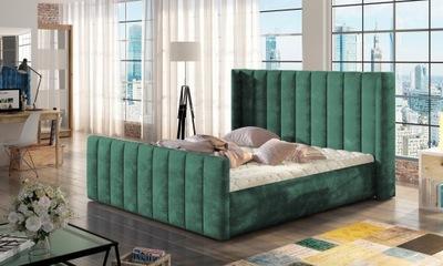 Łóżko Tapicerowane MALIBU 180x200 pojemnik