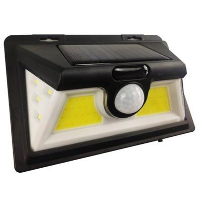 солнечная лампа Пятьдесят четыре LED датчик движения и в сумерках