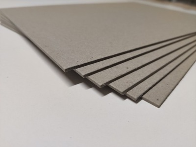 картон introligatorska моделируя 3 мм A4 20 листов