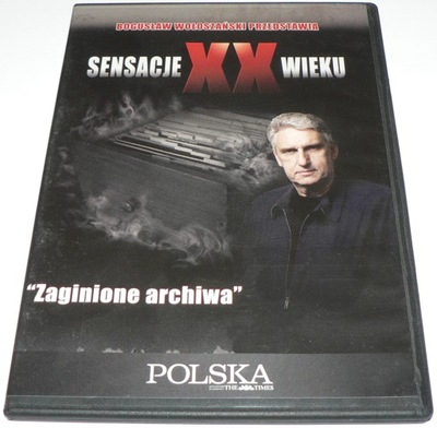 VCD - Sensacje XX wieku - Zaginione archiwa !