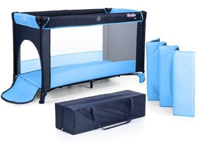 Складывающиеся туристическая Кроватка/манеж , Moolino FUN!