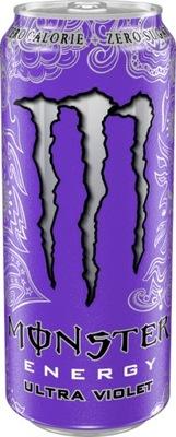 MONSTER ENERGY ULTRA VIOLET 500 ML