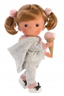 Llorens Miss Bábika Minis Pixi Ružová 26 cm