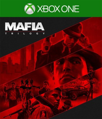 Trylogia Mafia +Mafia III Mafia II: Edycja Ostateczna Mafia III: Pakiet zawartości DLC Mafia: Edycja Ostateczna ZABEZPIECZONE AUTOMATYCZNA WYSYŁKA XOne