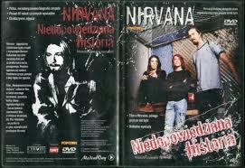 DVD Nirvana Niedopowiedziana historia