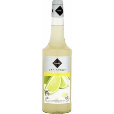 Rioba Syrop barmański Lime LIMONKA 0,7l