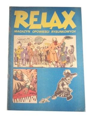 RELAX nr. 18 1978 r. wyd. I stan kolekcjonerski.