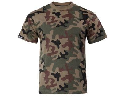 Koszulka moro T-shirt Texar PL Camo 3XL